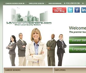LA Non-Profit Careers
