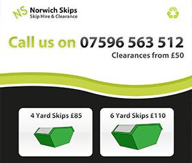 Norwich Skips